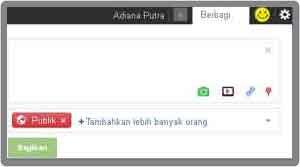 Mudahnya Berbagi Dengan Google+
