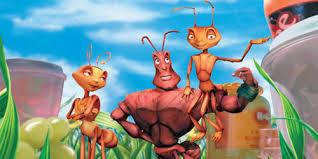 Hormigas en el cine