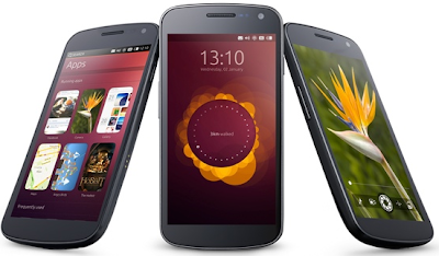 Ubuntu operating system smartphone