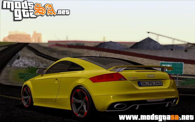 SA - Audi TT RS Plus 2013
