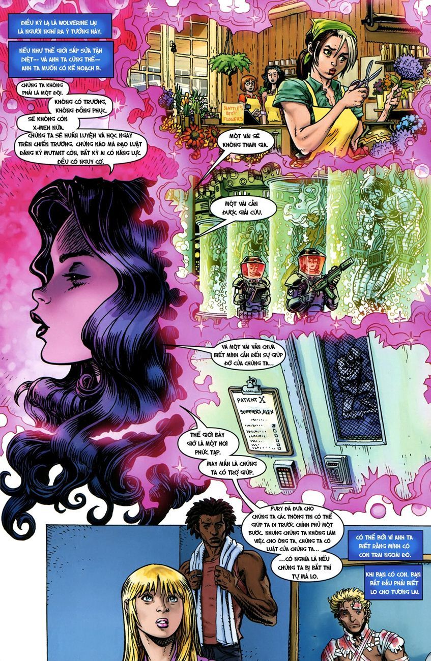 TruyenHay.Com - Ảnh 19 - Ultimate Comics X Chap 5