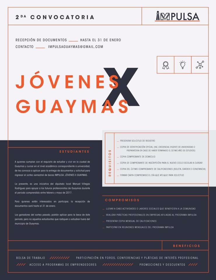 JOVENES X GUAYMAS