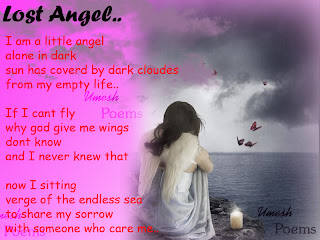 lost angel poem