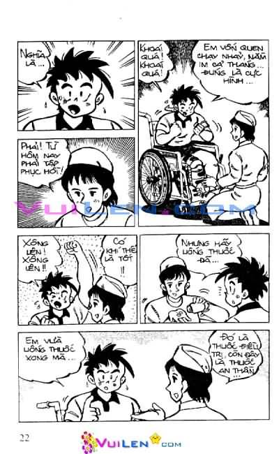 Jindodinho - Đường Dẫn Đến Khung Thành III  Tập 38 page 22 Congtruyen24h