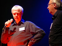 Johan Geens et Mark De Wit @ B-Wave 2013 / photo S. Mazars