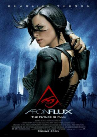 Aeon Flux 2005 Dual Audio Hindi 300MB BluRay 480p x264