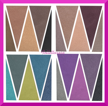 colori palette rebel icon wycon autunno 2015
