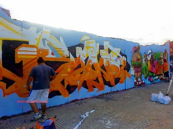 Graffiti de Krane