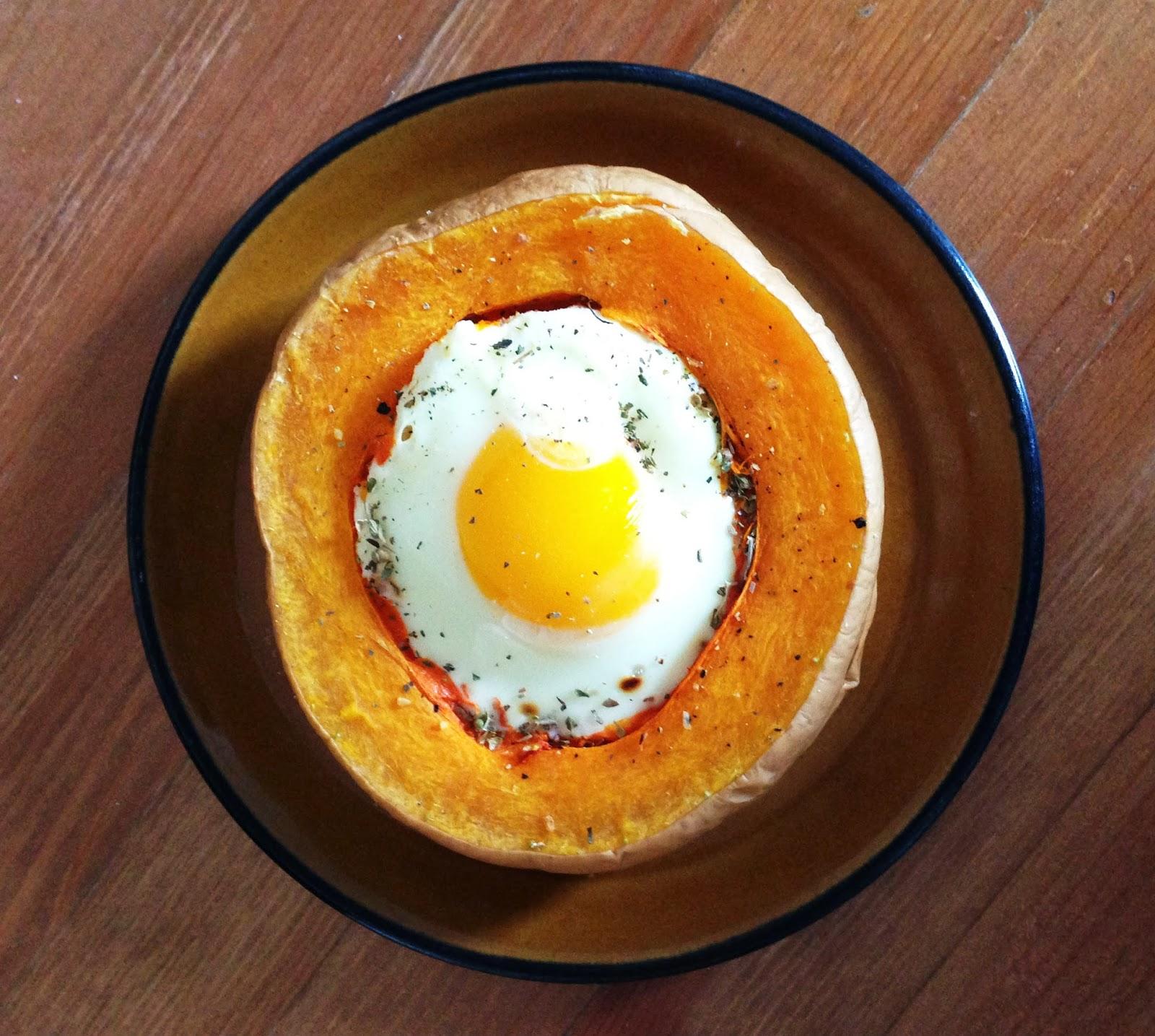 Eggs in a Squash