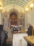 Mormantul Sfintei Xenia