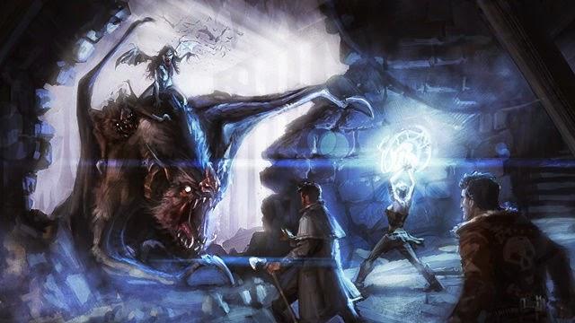 Shadow Realms cancelado por otros proyectos.