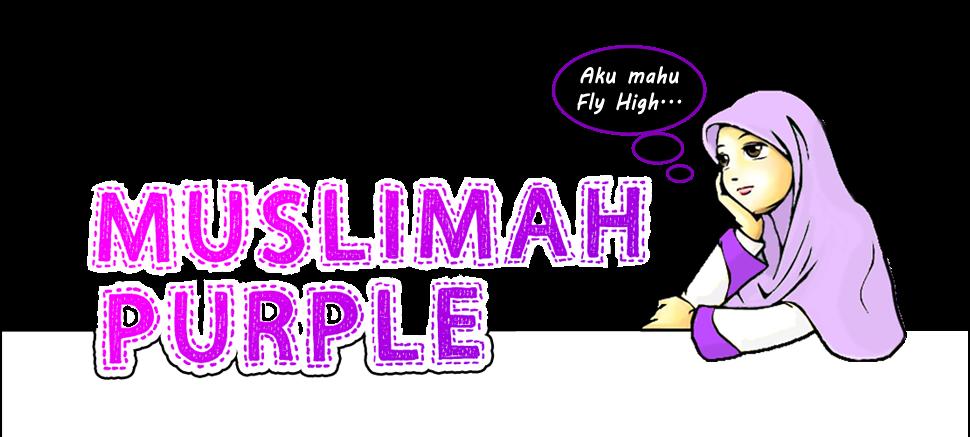 ..Muslimah Purple