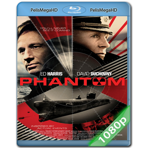 Phantom (2013) 1080P HD MKV ESPAÑOL LATINO