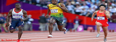 Couverture facebook usain bolt 7