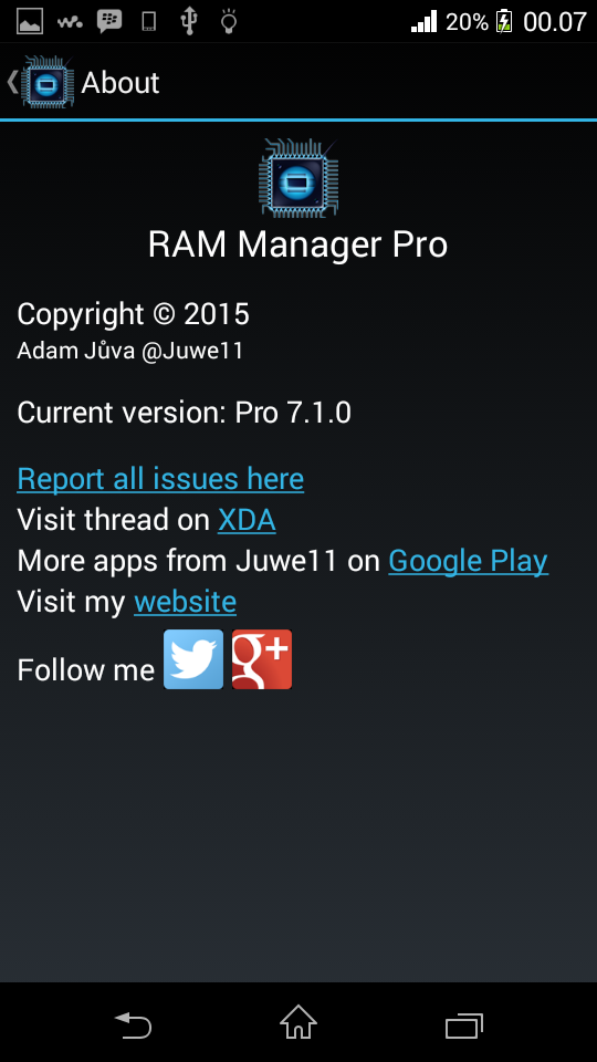 RAM Manager PRO Apk 2015