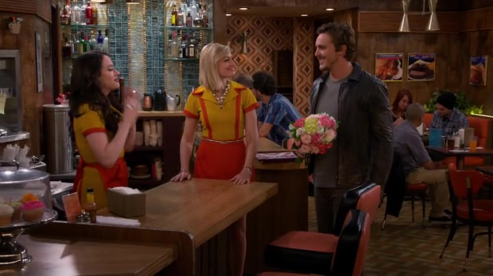 2 Broke Girls S05E06 The Great Game Online Putlocker