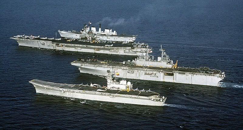 Konflik Laut China Selatan, Amerika Serikat Kirim Kapal Perang