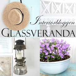 VELKOMMEN TIL INTERIRBLOGGEN GLASSVERANDA! - WELCOME TO THE INTERIOR DESIGN BLOG GLASSVERANDA!