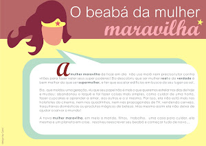 Conhea o Beab da Mulher Maravilha!