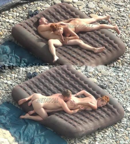 BeachHunters Sex 16443-16490 (Nude Beach Sex Voyeur)