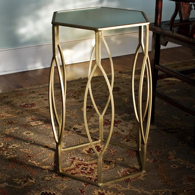 Layla Grace Morocco G Hexagonal Side Table