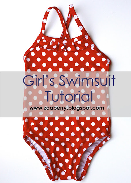 swimsuit sewing pattern