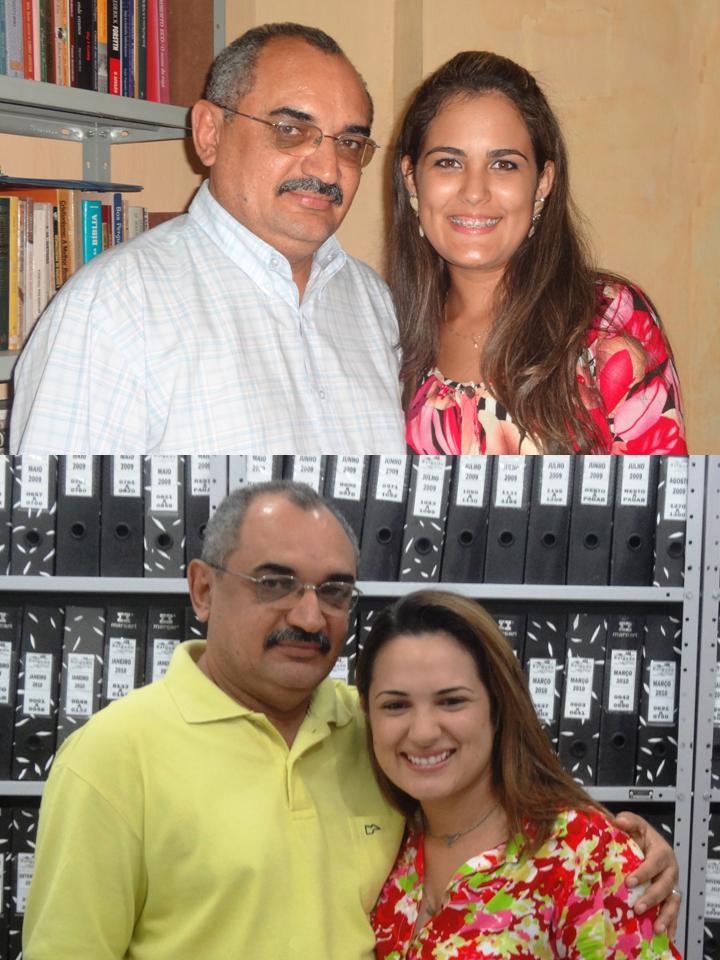 Jussara e Joyce Alves - irmãs e vizinhas do meu coração!