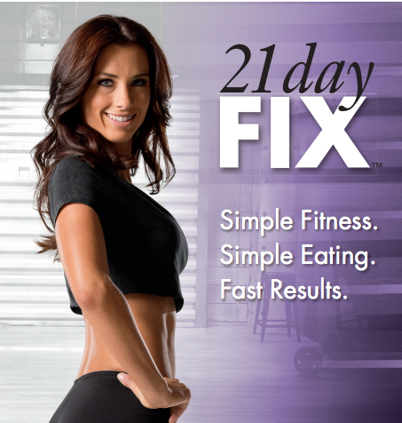 A Fit Nurse The 21 Day Fix Is Here