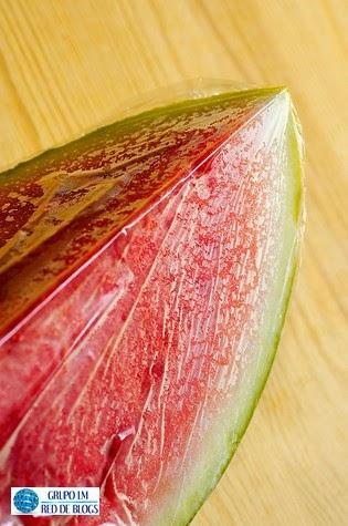La sandía un fruta para consumir