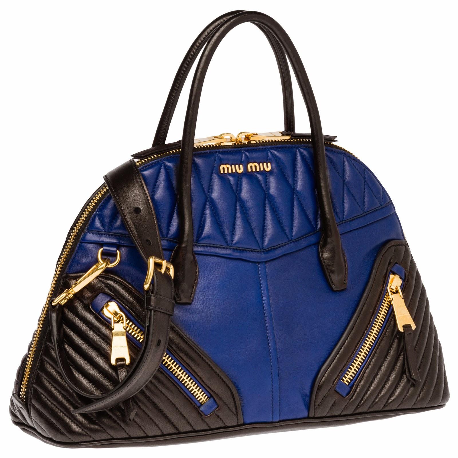 miu+miu+%25C3%25A7anta+modelleri Miu Miu Herbst Winter 2014 Handtaschen Modelle