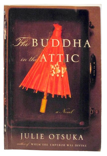 the american venture of the japanese women in buddha in the attic by julie otsuka The buddha in the attic by julie otsuka - review a group portrait of japanese ' picture brides' in america ursula k le guin fri 27 jan 2012 0400  clifford harper illustration of woman working in a field illustration: clifford.