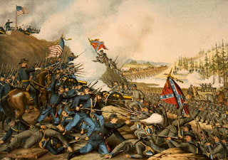 Battle of Franklin 1864
