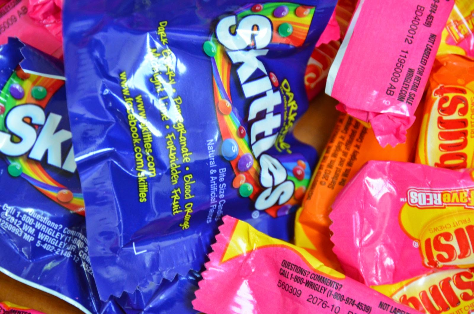 Assorted Halloween Candy | Cheesy Pennies