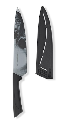 Skull Chef's Knife from Williams-Sonoma
