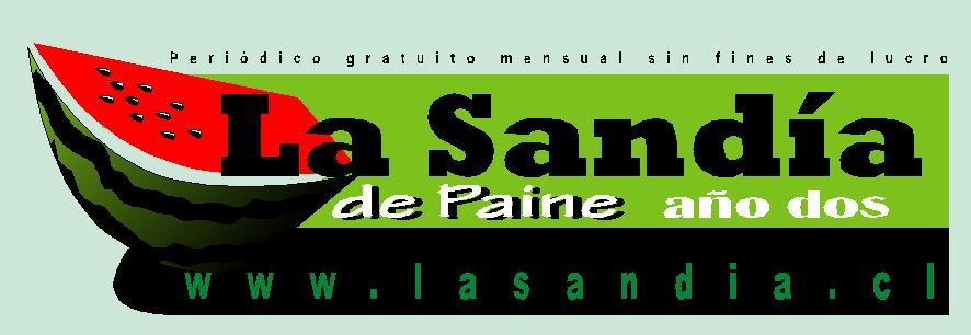 LA SANDIA DE PAINE