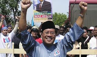 Menteri Besar Tan Sri Abdul Khalid Ibrahim