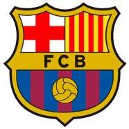 Download Logo Barcelona - El Barca vektor Corel