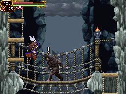 Love the Yeti: Yeti Arcade: Castlevania for DS