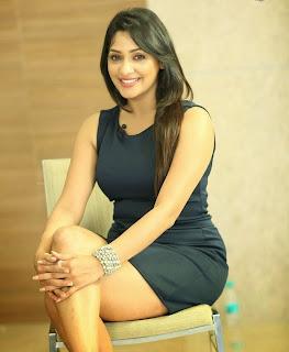 Kesha Khambhati Laest  Pictures in Short Dress at Best Actors Press Meet ~ Celebs Next