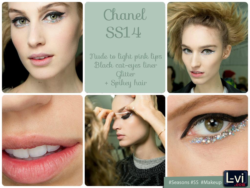 SS14 Makeup: Chanel   L-vi.com