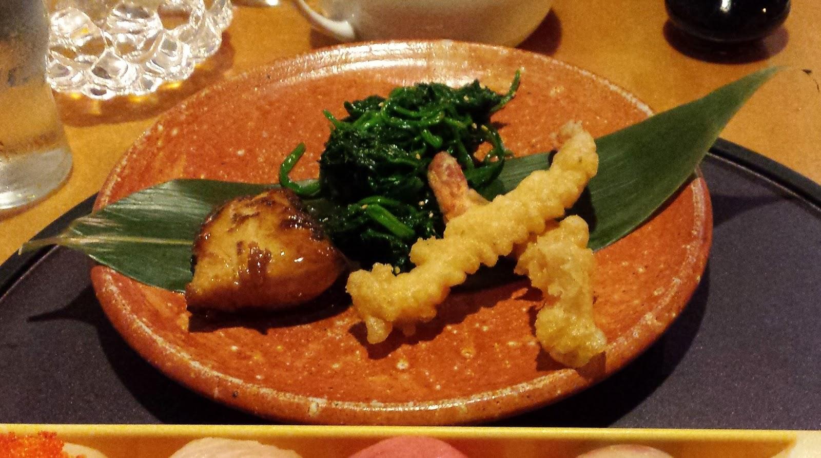 raymond u0027s sushi adventures episode 100 octopus u0027 garden