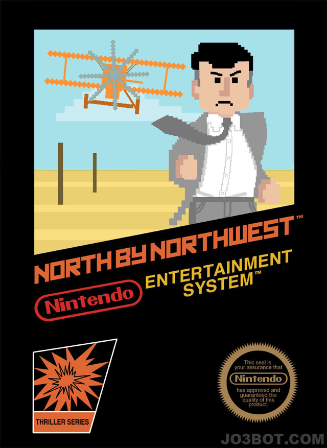Alfred Hitchcock Nintendo