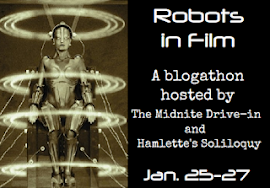 Robots in Film Blogathon