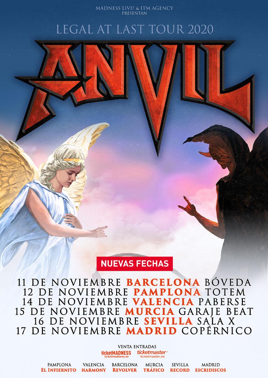 ANVIL EN ESPAÑA