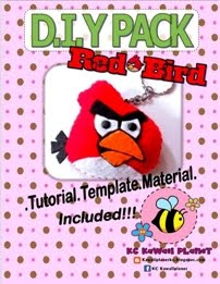 D.I.Y Pack AngryBird RM12