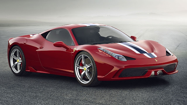 Ferrari 458 Speciale V8