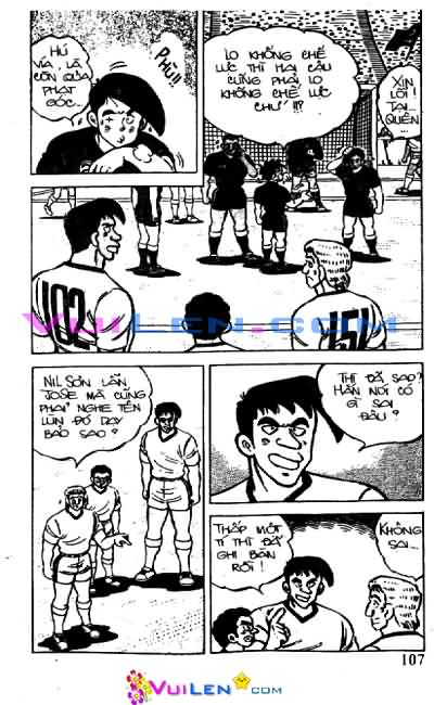 Jindodinho - Đường Dẫn Đến Khung Thành III Tập 27 page 107 Congtruyen24h