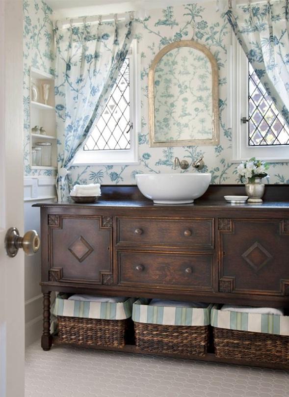 Ideas Para Decorar Baño De Visitas:20 Ideas para el Baño de Visitas