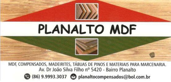 Planalto MDF