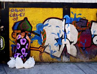En el mural...somos uno más que dos